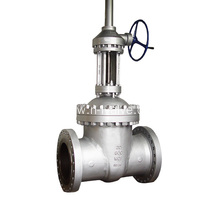 Gear Operated Bolt Bonnet Gate Valve